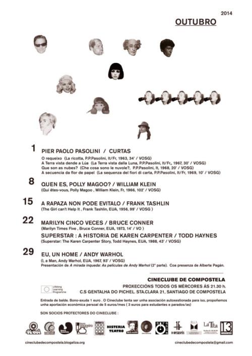 Cineclube Outubro14