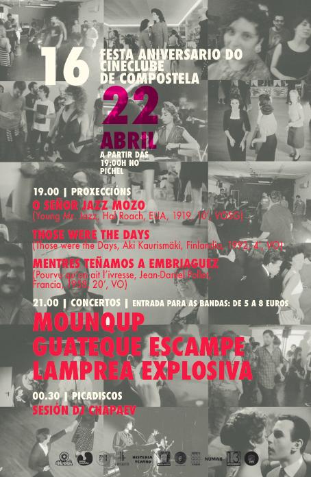 16 festa cineclube